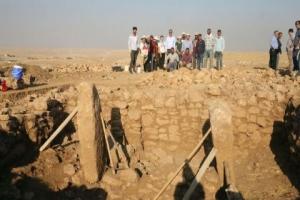 Şanlıurfa`da Göbeklitepe benzeri yapılar keşfedildi